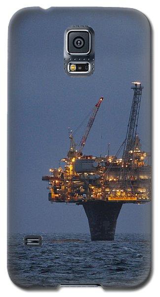 Draugen Platform Galaxy S5 Case