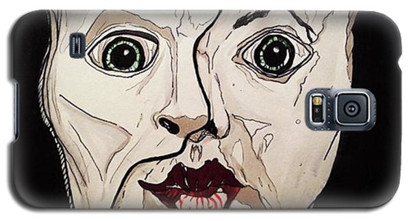 Galaxy S5 Case - It's Not Inside Your Mind by Russell Boyle
