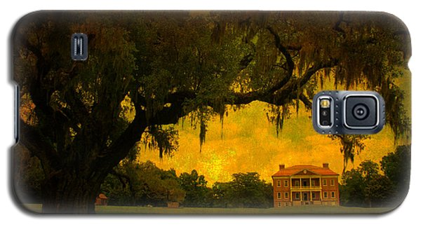 Drayton Hall Plantation In Charleston Galaxy S5 Case