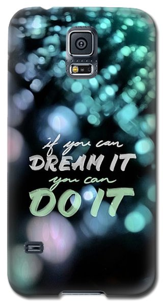 Dream Galaxy S5 Case