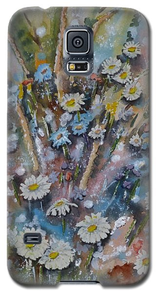 Galaxy S5 Case featuring the painting Dream Bouquet by Kelly Mills