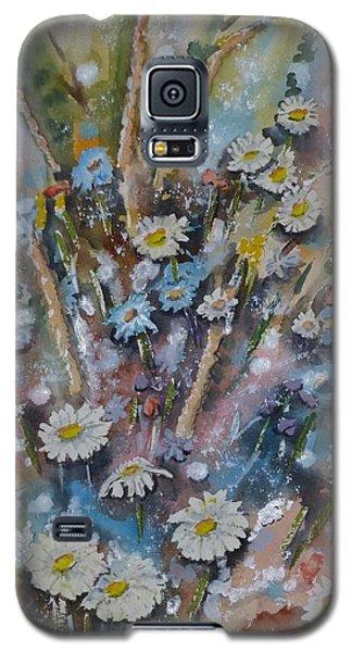 Dream Bouquet Galaxy S5 Case by Kelly Mills