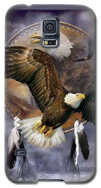 Dream Catcher - Spirit Eagle Galaxy S5 Case