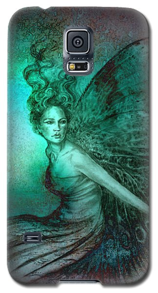 Galaxy S5 Case featuring the painting Dream Fairy by Ragen Mendenhall