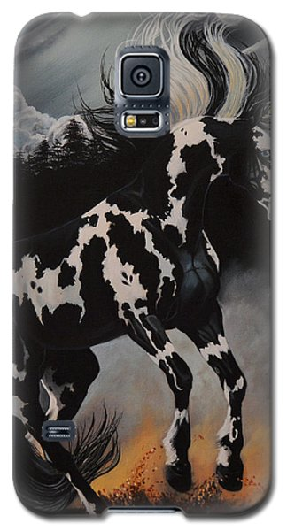 Dream Horse Series 12 - When Night Fall's Galaxy S5 Case