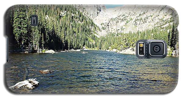 Galaxy S5 Case featuring the photograph Dream Lake - Rocky Mountain National Park by Joseph Hendrix