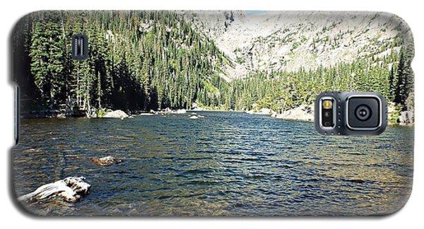 Dream Lake - Rocky Mountain National Park Galaxy S5 Case by Joseph Hendrix