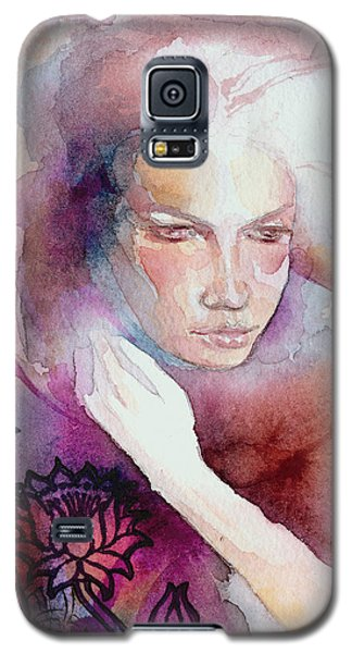 Dream Lotus Galaxy S5 Case