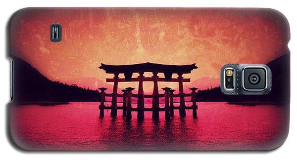 Dream Of Japan Galaxy S5 Case