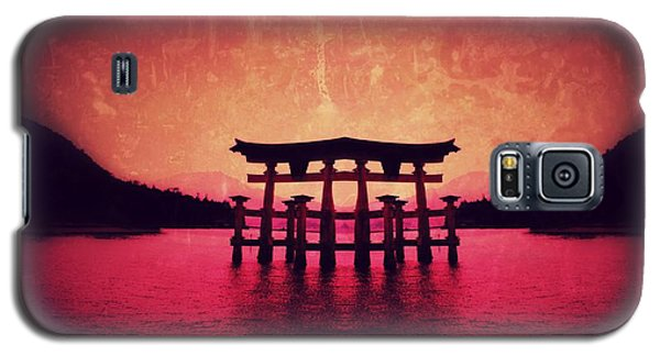 Dream Of Japan Galaxy S5 Case