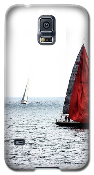 Dream Of Red Galaxy S5 Case