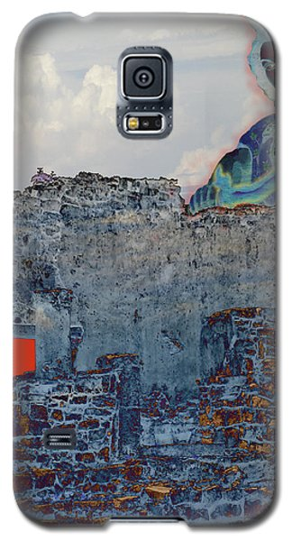 Dream Of Tulum Ruins Galaxy S5 Case by Ann Tracy