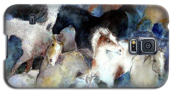 Dream Of Wild Horses Galaxy S5 Case