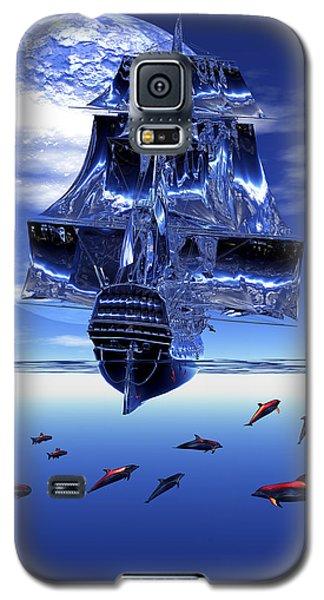 Dream Sea Voyager Galaxy S5 Case