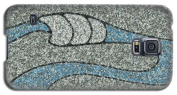 Dream Wave Galaxy S5 Case