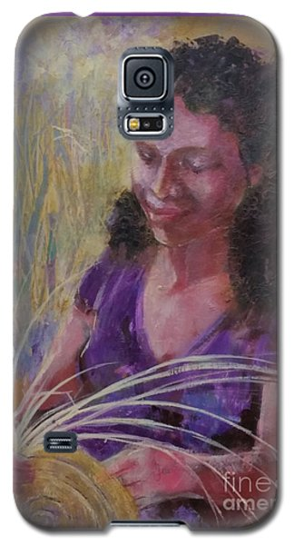 Dream Weaver Galaxy S5 Case by Gertrude Palmer