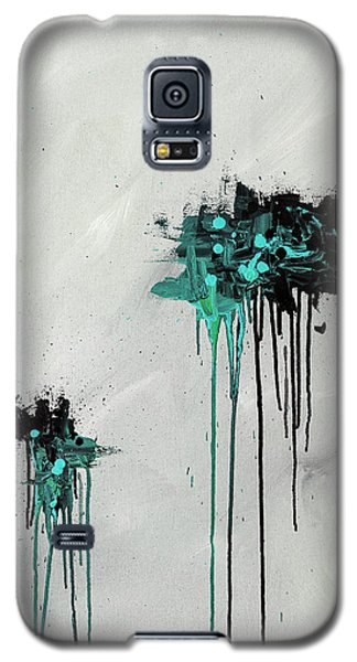 Galaxy S5 Case featuring the painting Dreamers by Carmen Guedez