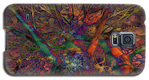 Galaxy S5 Case featuring the digital art Dreamers by Robert Orinski