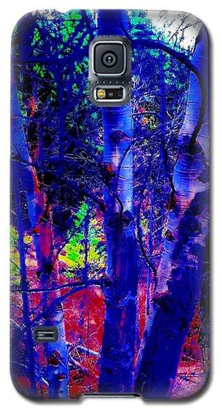 Dreaming Aspens Galaxy S5 Case