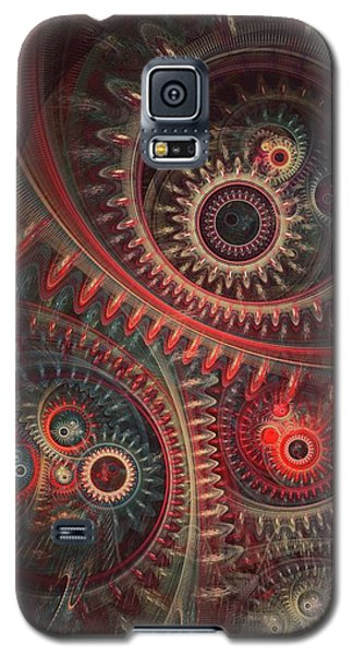 Dreaming Clocksmith Galaxy S5 Case