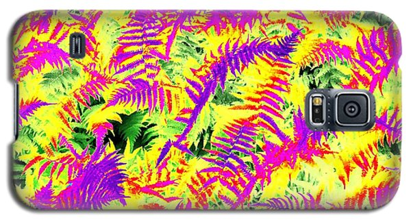 Dreaming Ferns Galaxy S5 Case