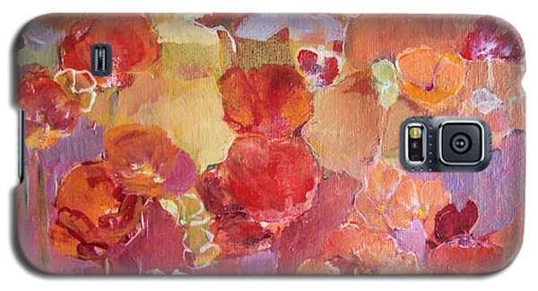 Dreaming Flowers Galaxy S5 Case