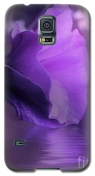 Dreaming In Purple Galaxy S5 Case