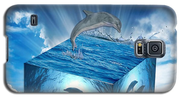 Dreaming Of Dolphins Galaxy S5 Case