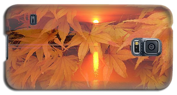 Dreaming Of Fall Galaxy S5 Case