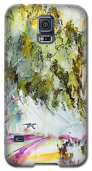 Dreaming Of Provence Galaxy S5 Case by Ginette Callaway