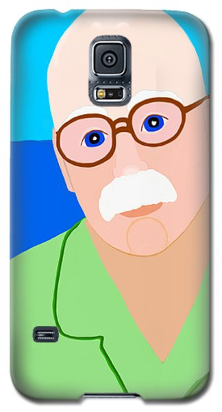 Dreaming Of Retiring To Hawaii Galaxy S5 Case by Marian Cates