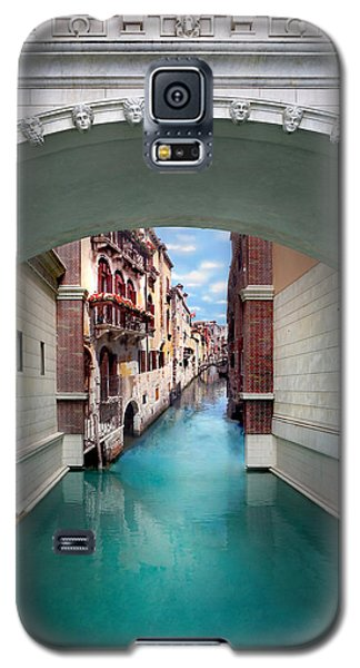 Featured Images Galaxy S5 Case - Dreaming Of Venice by Az Jackson