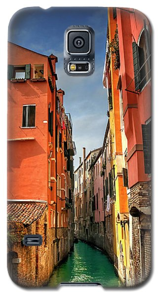 Dreaming Of Venice  Galaxy S5 Case by Carol Japp
