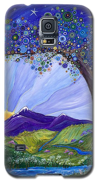 Dreaming Tree Galaxy S5 Case by Tanielle Childers
