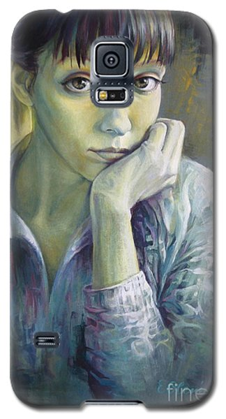 Dreaming With Open Eyes Galaxy S5 Case by Elena Oleniuc