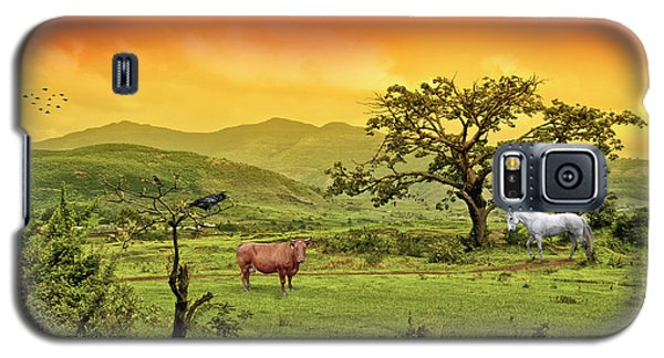 Galaxy S5 Case featuring the photograph Dreamland by Charuhas Images