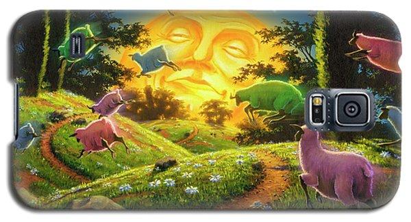 Dreamland IIi Galaxy S5 Case