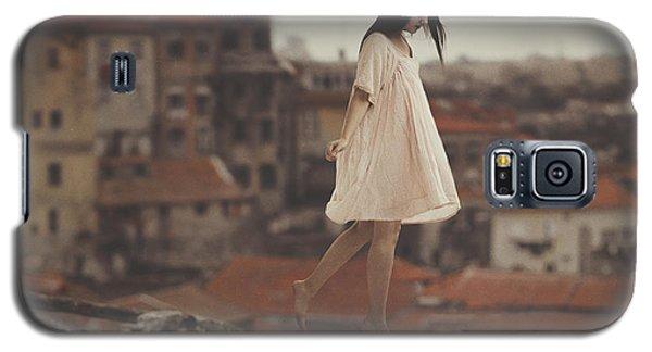 Surrealism Galaxy S5 Case - Dreams In Old Porto by Anka Zhuravleva