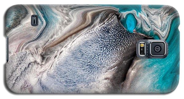 Dreams Like Ocean Galaxy S5 Case