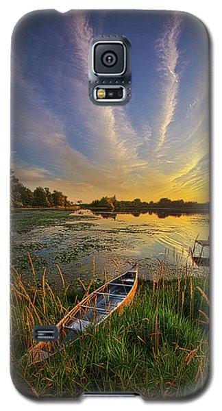 Dreams Of Dusk Galaxy S5 Case