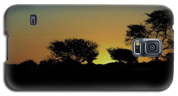 Dreams Of Namibian Sunsets Galaxy S5 Case by Ernie Echols