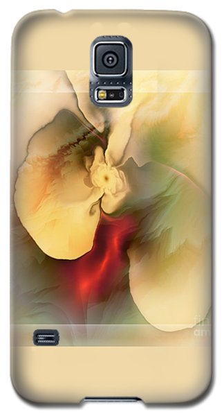 Galaxy S5 Case featuring the digital art Dreams Of The Heart by Michelle H