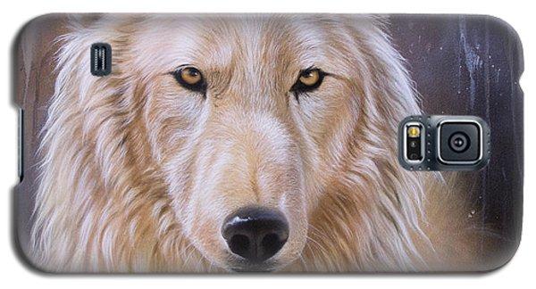 Dreamscape Wolf IIi Galaxy S5 Case