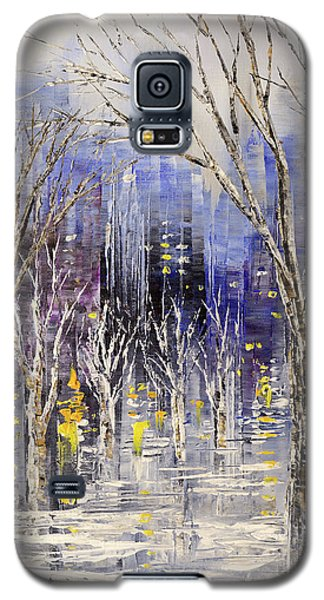 Dreamt Of Driving Galaxy S5 Case by Tatiana Iliina
