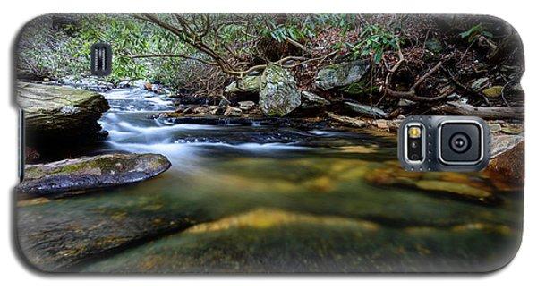 Dreamy Creek Galaxy S5 Case