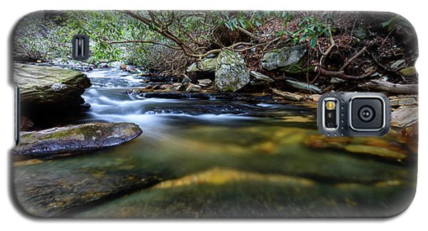 Dreamy Creek Galaxy S5 Case