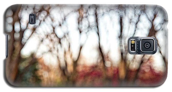 Galaxy S5 Case featuring the photograph Dreamy Fall Colors by Susan Stone