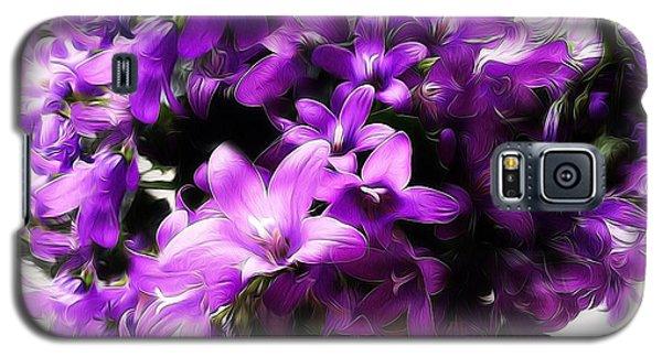 Dreamy Flowers Galaxy S5 Case