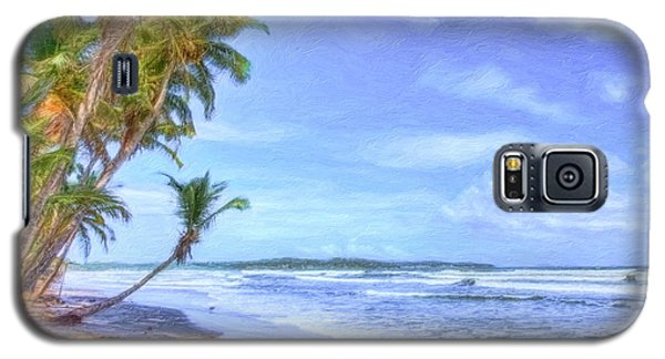 Dreamy Manzanilla Galaxy S5 Case