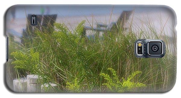 Dreamy Morning Walk On The Beach Galaxy S5 Case